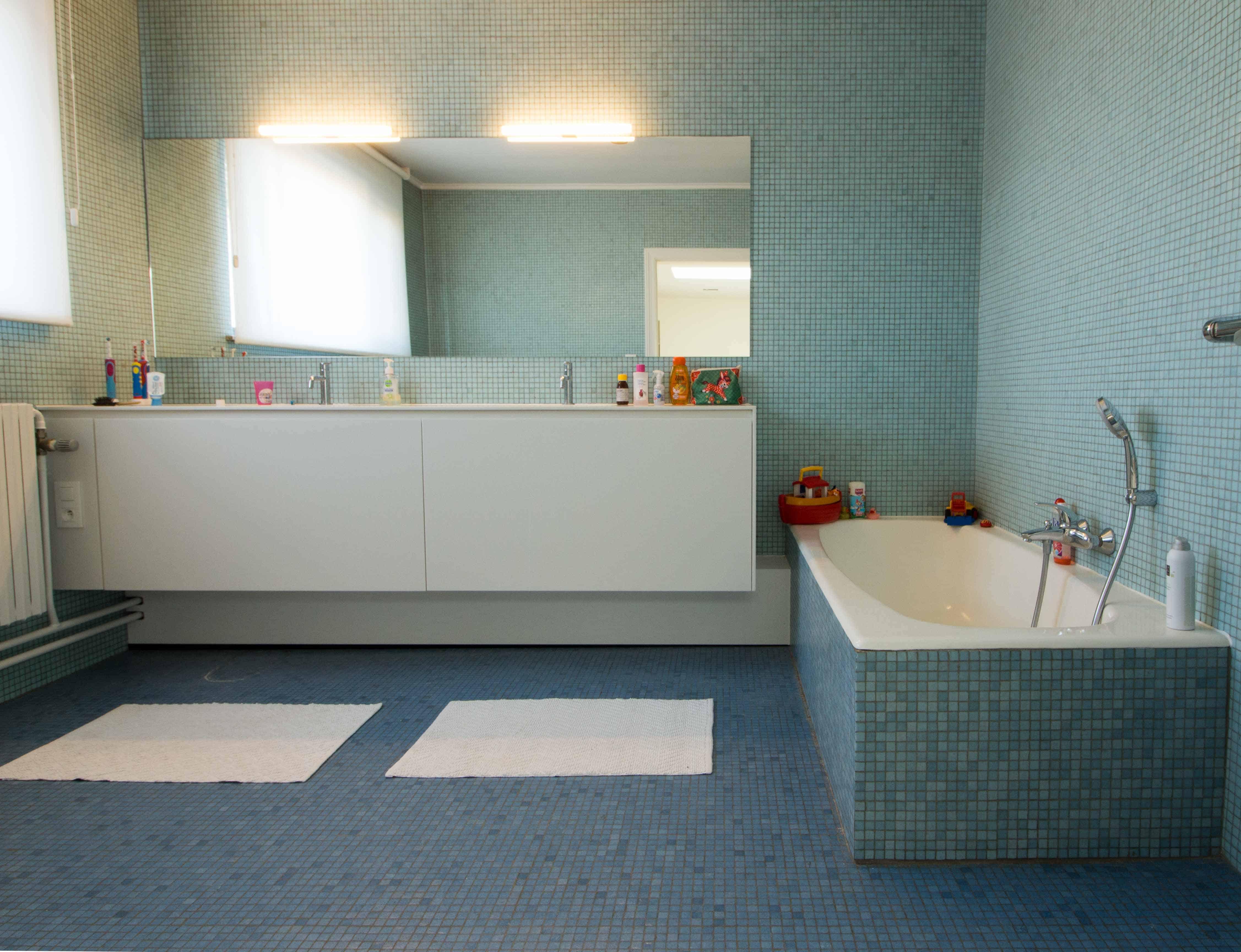 kinder badkamer villa