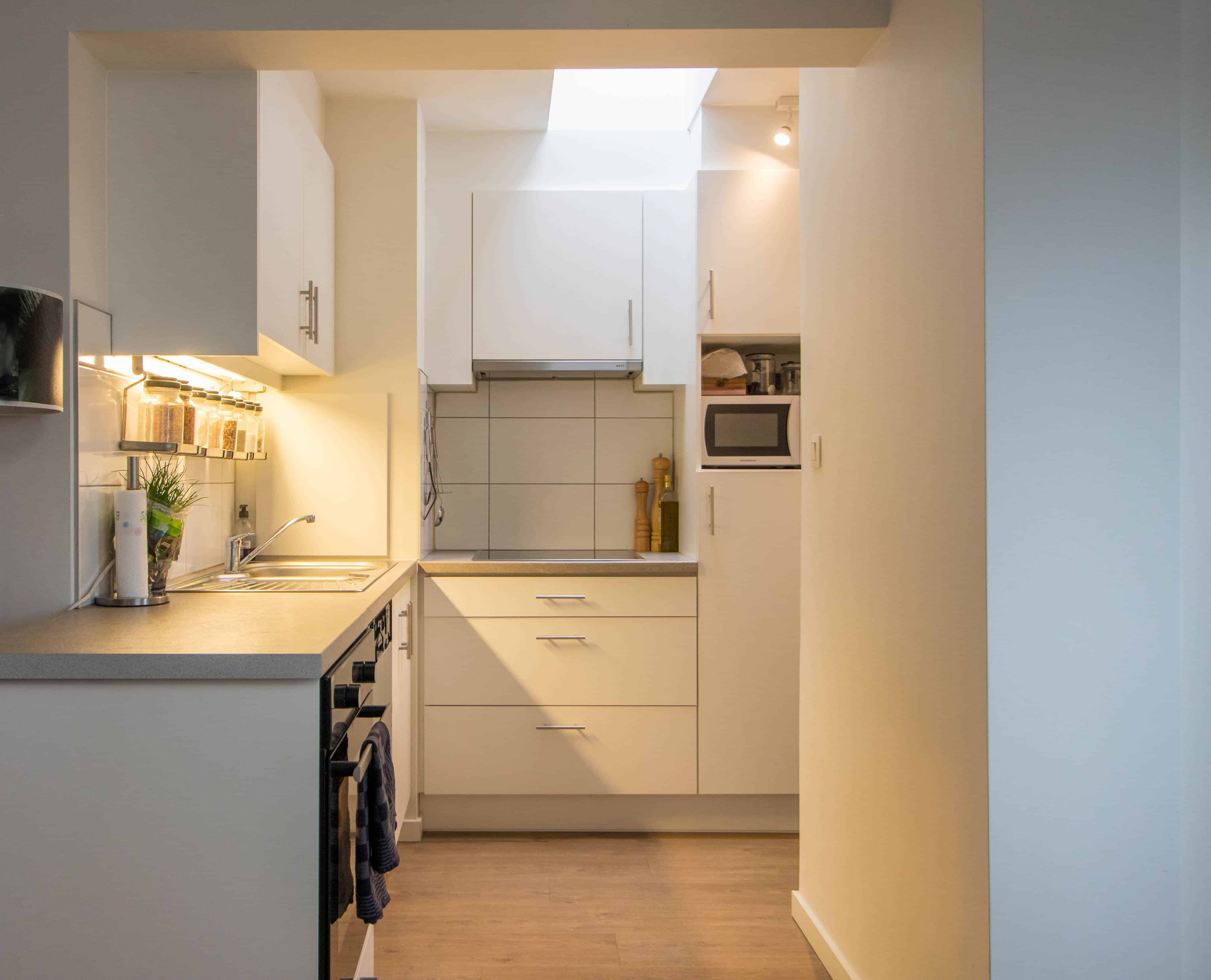 Keuken woning in Hasselt