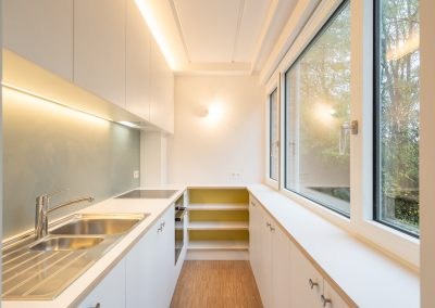 nieuwbouw keuken_Kraainem