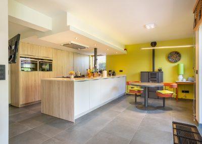 Groeneweg_eetruimte en keuken